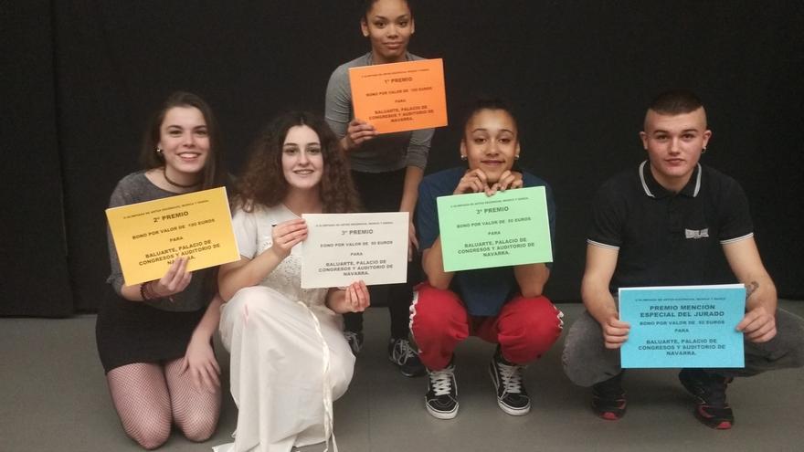Anneya Gelis, Ana Villayandre, Uxuri Etxegia y Sandra Fuente ganan II Olimpiada de Artes Escénicas, Música y Danza
