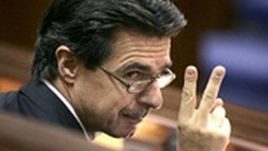 José Manuel Soria, diputado.