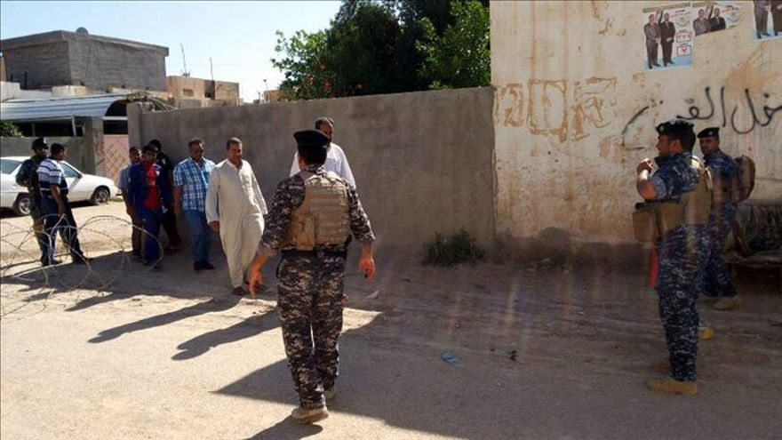 El grupo Estado Islámico lanza amplia ofensiva en la ciudad iraquí de Ramadi