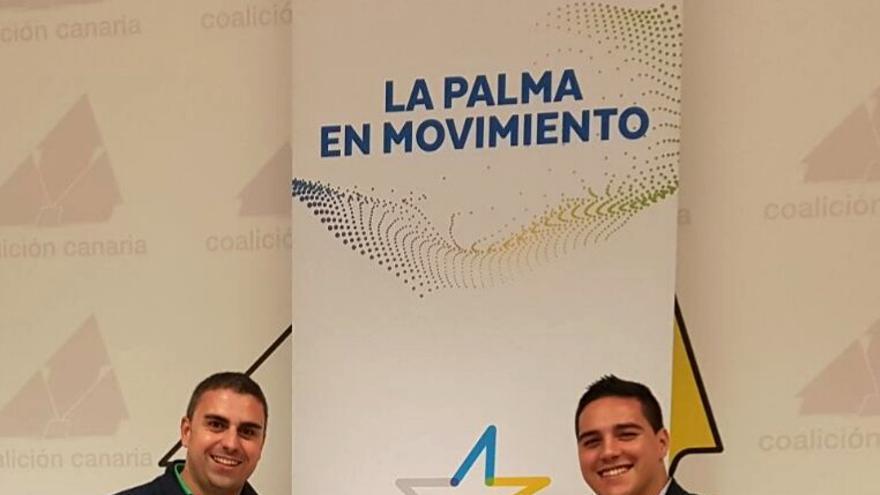 David Morales Felipe y Briand López Sánchez.