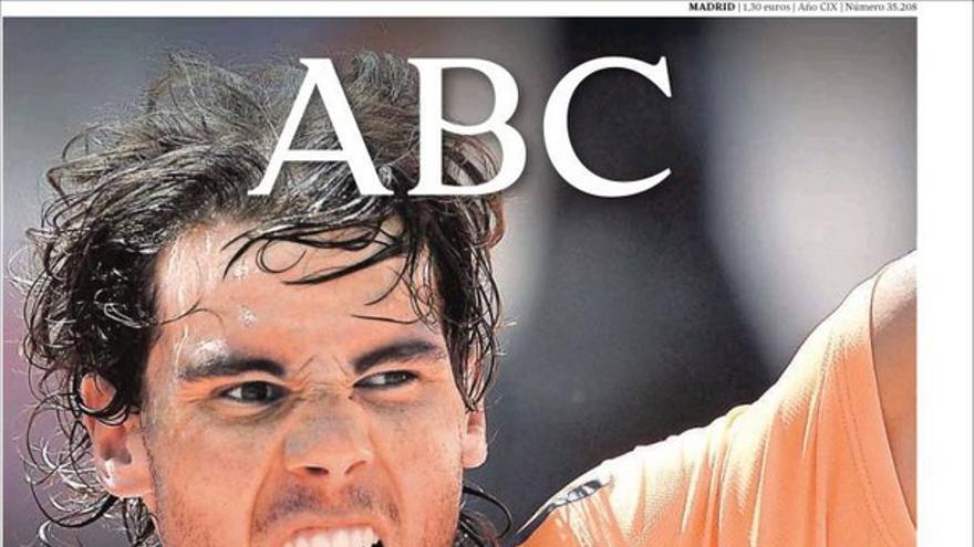 De las portadas del día (22/05/2012) #6