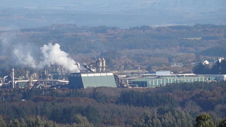 Factoría de Finsa en Rábade (Lugo)