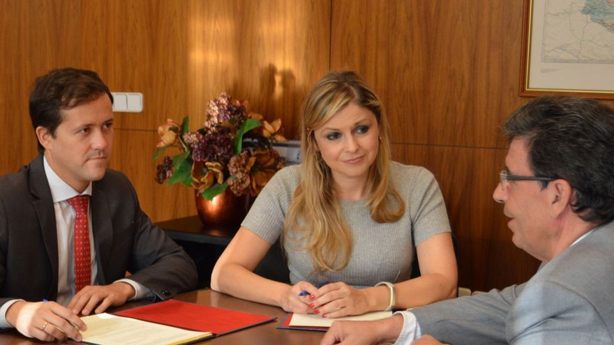 Reunión entre Fomento y el Ayuntamiento de Seseña