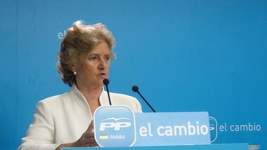 Soledad Becerril Ante Los Medios