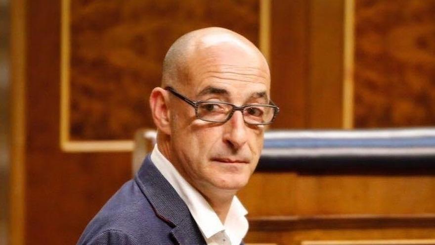 """Félix Álvarez (Cs) espera que PP, PRC y PSOE hagan """"examen de conciencia"""" y no se vuelvan a apoyar en """"tránsfugas"""""""