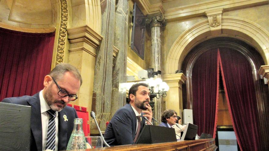 Vicepresidente del Parlamento catalán (JxCat) pide expulsar a Mossos antidisturbios por las cargas en Gerona y Tarrasa