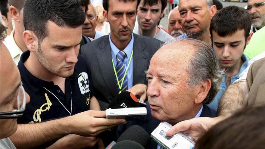 Josep Lluís Núñez ingresa en prisión en Quatre Camins para cumplir la condena de dos años