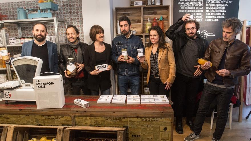 """Diputación de Gipuzkoa abre en San Sebastián el Kolmado, un espacio para """"la cultura de primera necesidad"""""""