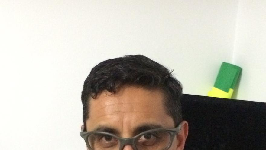 Luis Ángel Díaz Medina, 44 urte ditu.