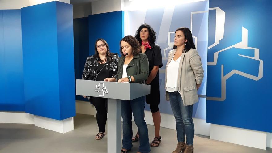 E-Podemos propone crear una red de centros de acogida especializados para mujeres víctimas de violencia sexual