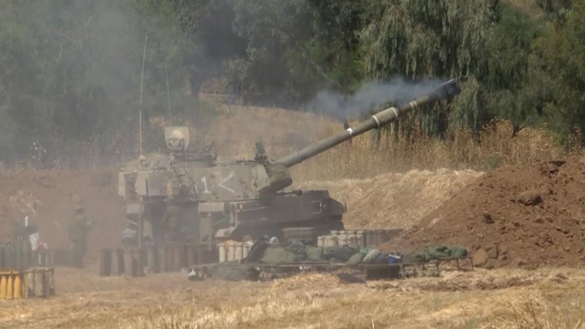 """""""Hamás fabricó más misiles,  disparó más; como siguen siendo de mala calidad, también fueron más los que no despegaron bien, y entonces esta vez mataron a más habitantes de Gaza, decenas, en un cálculo conservador"""", dijo en conferencia de prensa el teniente coronel Jonathan Conricus, portavoz de las Fuerzas Armadas israelíes."""