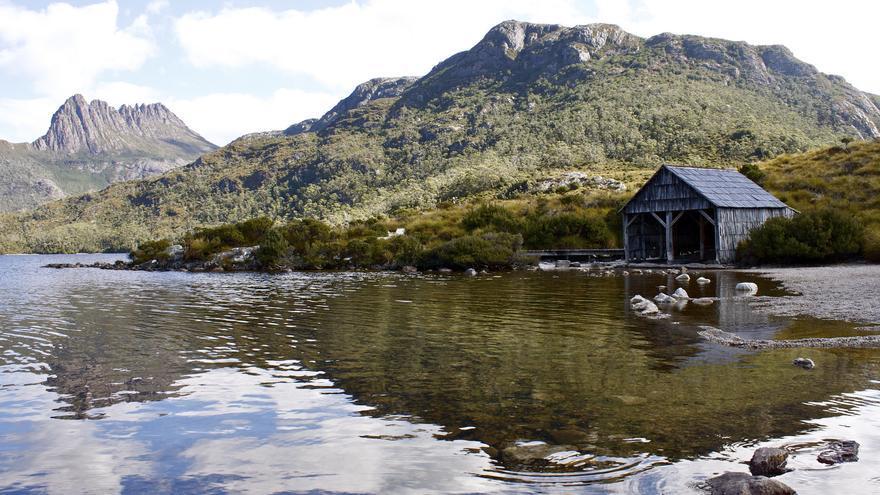 Lago Saint Clair, en el Parque Nacional de Cradle Mountain. Julia Koefender (CC)
