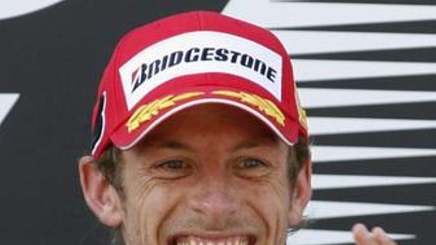 Jenson Button Gp de Turquía