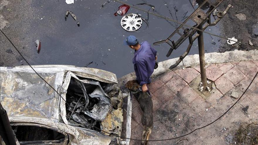 Al menos 16 muertos en un ataque contra un restaurante y club en El Cairo