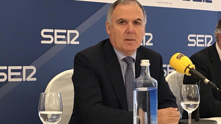 """Vidal de la Peña arremete contra todos los políticos: """"Menos romería y más trabajar"""""""