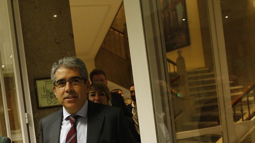 Homs remarca que nadie puede pensar que la cuestión catalana se puede resolver sin pasar por las urnas
