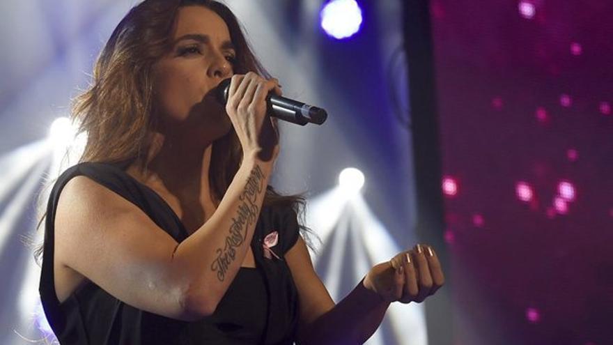 Ruth Lorenzo: 'No recuerdo haber dicho que Eurovisión era un circo'