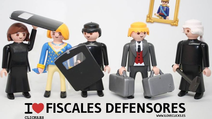 I love fiscales defensores