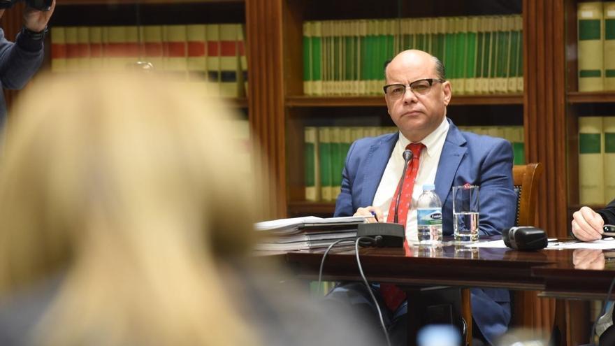 José Miguel Barragán, consejero canario de Justicia