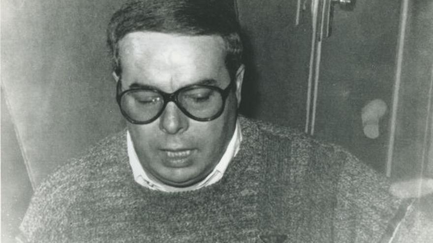 El ultraderechista Emilio Hellín.