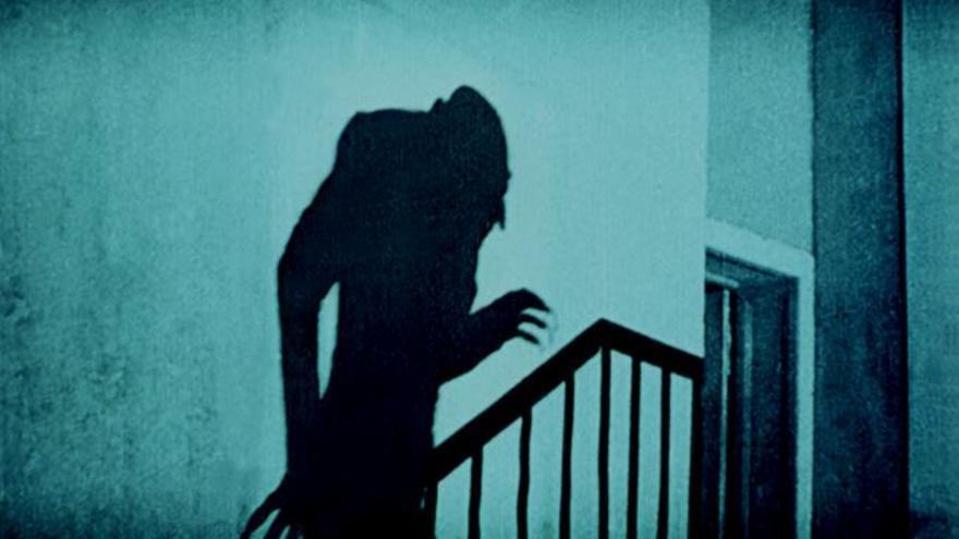 Friedrich Wilhelm Murnau. Nosferatu: una sinfonía del horror, 1922.