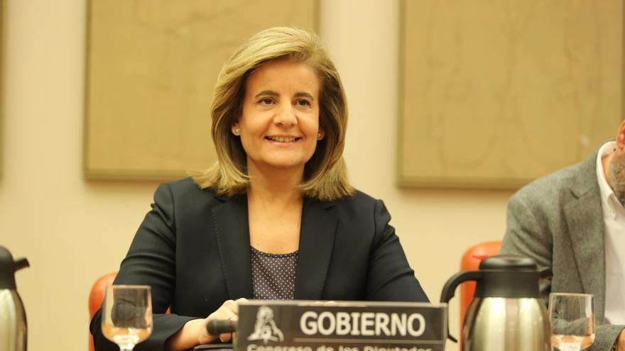 Báñez explicará el viernes en el Congreso la subida de las pensiones y el déficit de la Seguridad Social