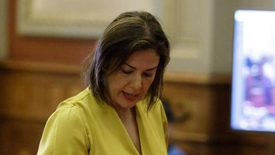 Ciudadanos asegura que Evelyn Alonso no continuará como asesora del partido en el Parlamento