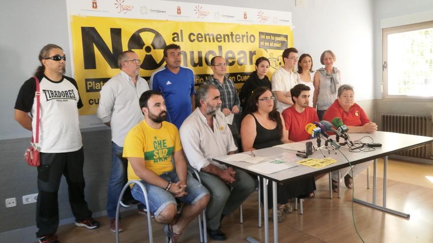 La Plataforma en contra del Cementerio Nuclear aboga por ampliar la zona protegida de la laguna El Hito