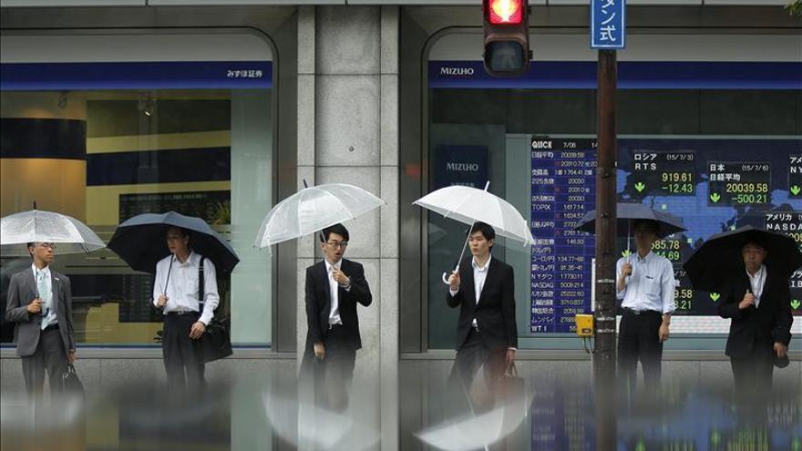 La inversión de capital en Japón subió un 11,2 % en julio-septiembre