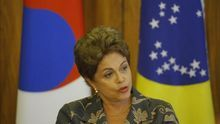 "La presidenta Dilma Rousseff sanciona la ley para combatir el ""bullying"" en Brasil"