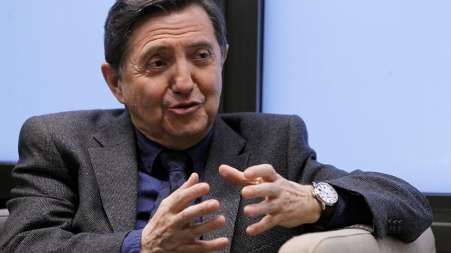 El locutor Jiménez Losantos
