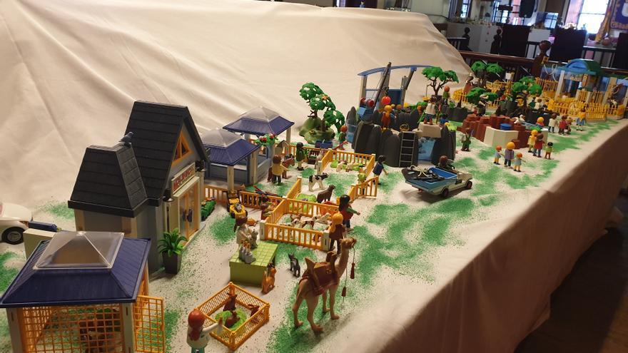 Exposición de 'playmóbil'