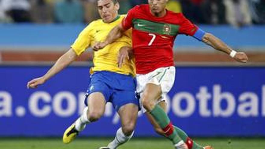Portugal contra Brasil