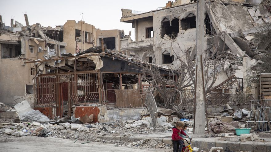 Raqqa, Siria © Amnesty International