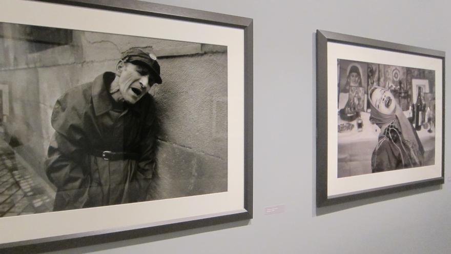 La Sala Rekalde inaugura una retrospectiva de la fotógrafa Cristina García Rodero con la boca humana como eje temático