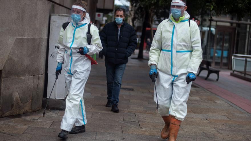 Récord de ingresos en UCI, con 178, y repunte de contagios en Galicia