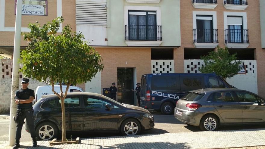 Detenido en Mérida un hombre de 34 años por su presunta integración en el aparato tecnológico y de financiación de Daesh