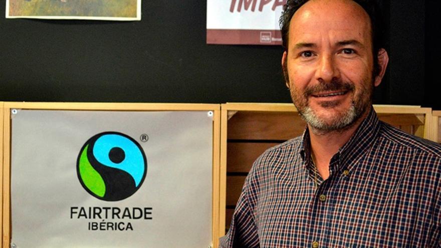 Álvaro Goicoechea, Director General de Fairtrade Ibérica. Imagen: Fairtrade