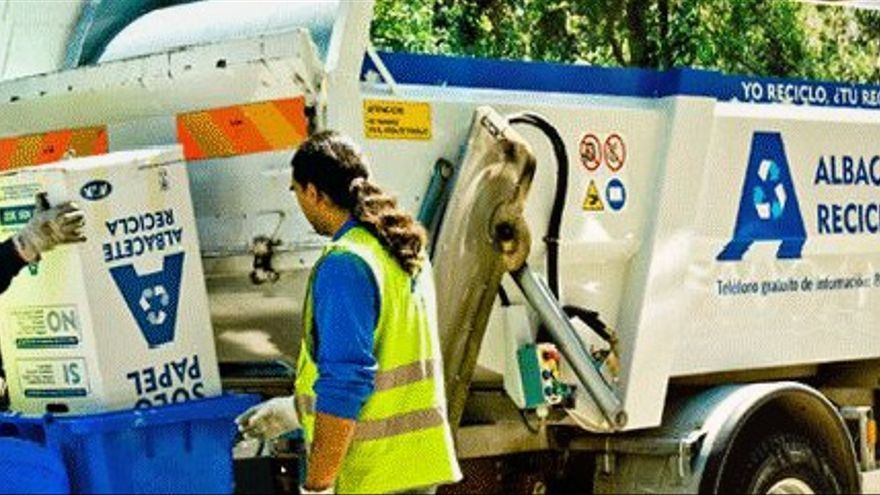 R que R - Reciclaje de residuos Albacete