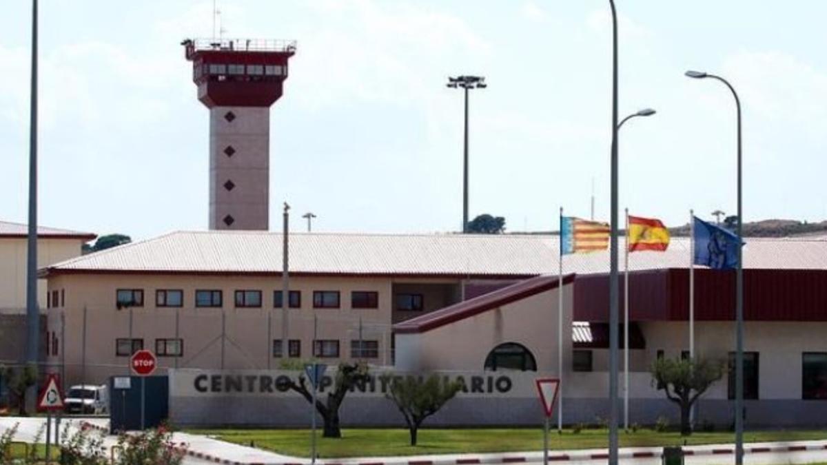 Centro penitenciario de Villena (Alicante).