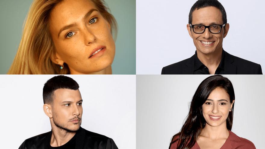 La modelo Bar Refaeli, entre los presentadores anunciados para Eurovisión 2019