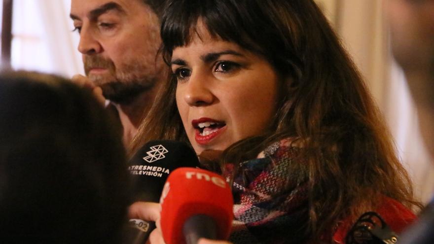 """Podemos Andalucía ve """"razonable"""" que Iglesias dejar de liderar si no sale adelante """"su documento político"""""""