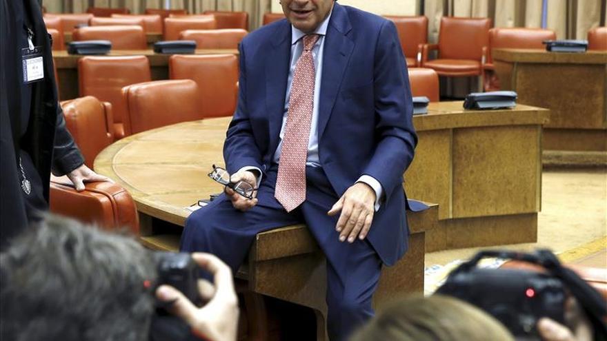 El Congreso dictamina que las actividades de Agustín Conde eran compatibles