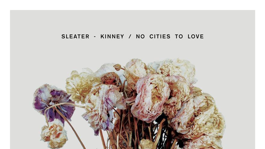 'No cities to love', el disco de Sleater-Kinney