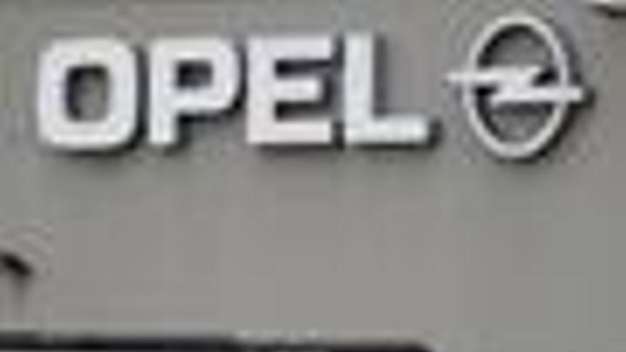 Fachada de Opel