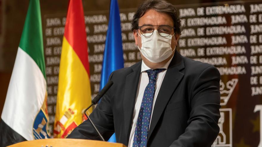 Extremadura baraja medidas para limitar la movilidad por la subida de contagios