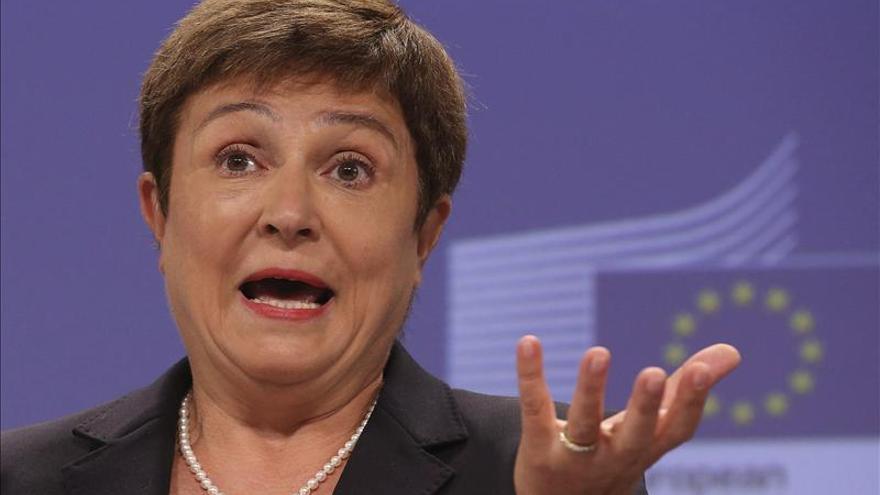 La CE propone un nuevo presupuesto 2015 más reducido para la UE