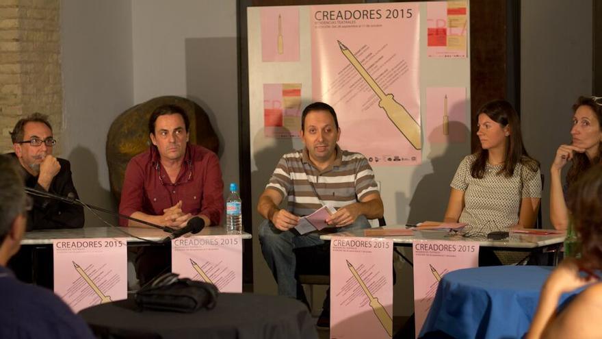 La Sala Off acoge la tercera edición del proyecto Creador.Es