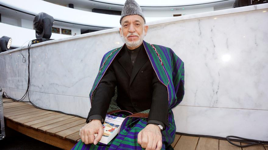 """Karzai dice que las negociaciones """"serias"""" en Afganistán comenzarán pronto"""