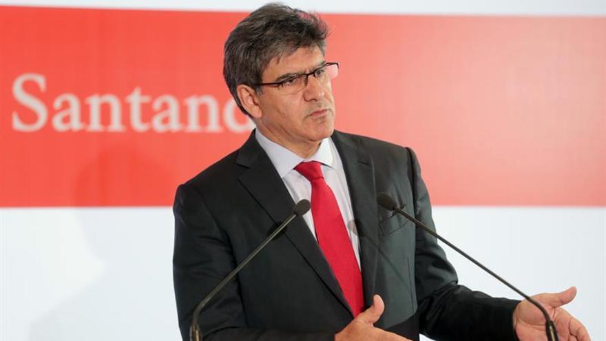 El 84,6 % del capital del Santander elige cobrar el dividendo en acciones